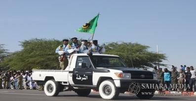 Police-Nouakchott