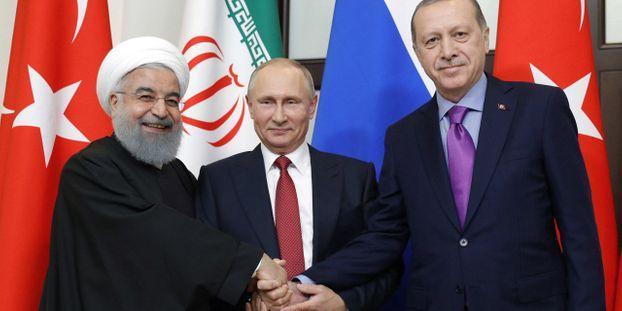 Syrie-Poutine-Erdogan-et-Rohani-d-accord-pour-reunir-regime-et-opposition-a-Sotchi